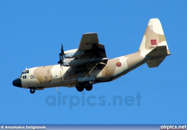 CN-AOL, Lockheed C-130H Hercules, Royal Moroccan Air Force