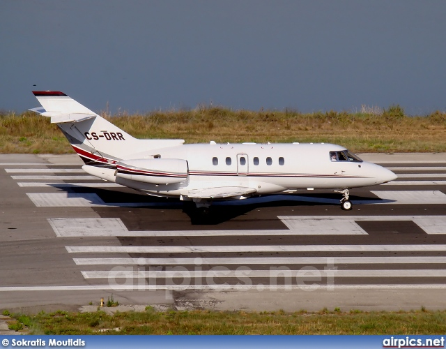 CS-DRR, Raytheon Hawker-850XP, NetJets Europe