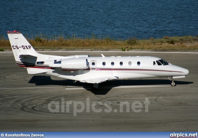 CS-DXP, Cessna 560-Citation XLS, NetJets Europe