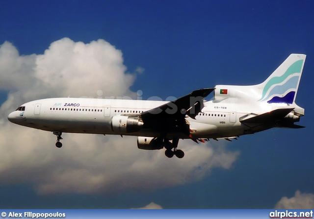 CS-TEB, Lockheed L-1011-500 Tristar, Air Zarco