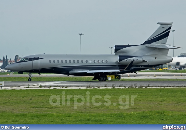 CS-TLY, Dassault Falcon-7X, Untitled