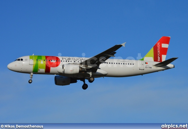 CS-TNK, Airbus A320-200, TAP Portugal