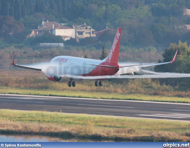 D-ABBD, Boeing 737-800, Air Berlin