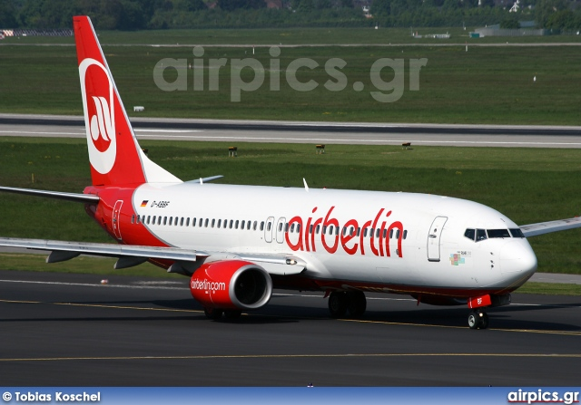 D-ABBF, Boeing 737-800, Air Berlin