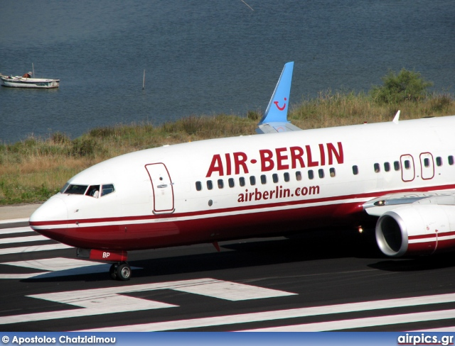 D-ABBP, Boeing 737-800, Air Berlin