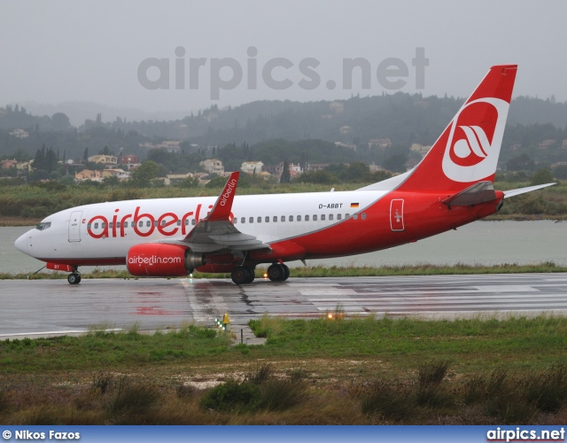 D-ABBT, Boeing 737-700, Air Berlin