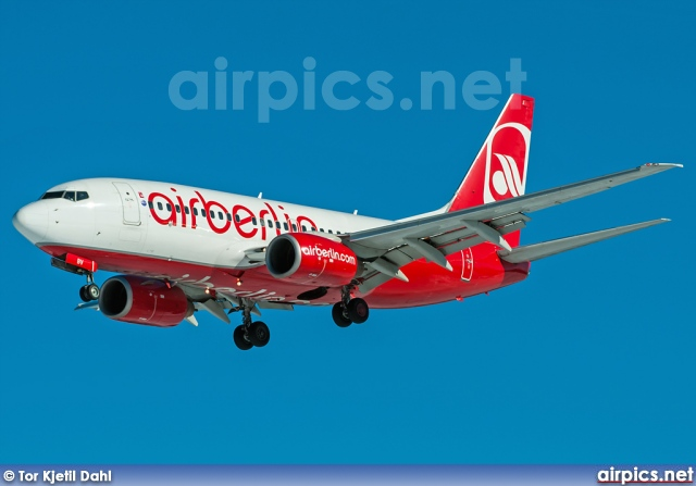 D-ABBV, Boeing 737-700, Air Berlin