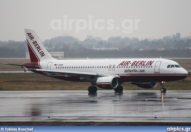 D-ABDB, Airbus A320-200, Air Berlin