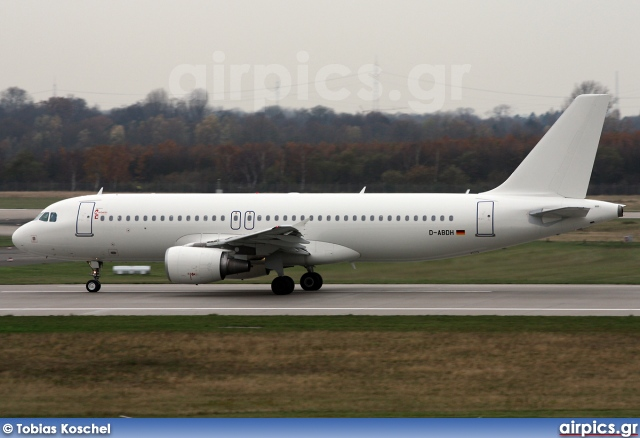 D-ABDH, Airbus A320-200, Air Berlin