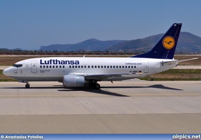 Airpics Net D Abix Boeing 737 500 Lufthansa Medium Size