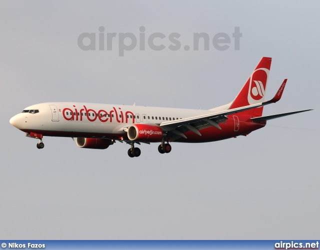 D-ABKL, Boeing 737-800, Air Berlin