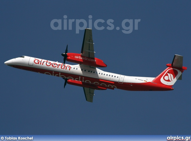 D-ABQG, De Havilland Canada DHC-8-400Q Dash 8, Air Berlin