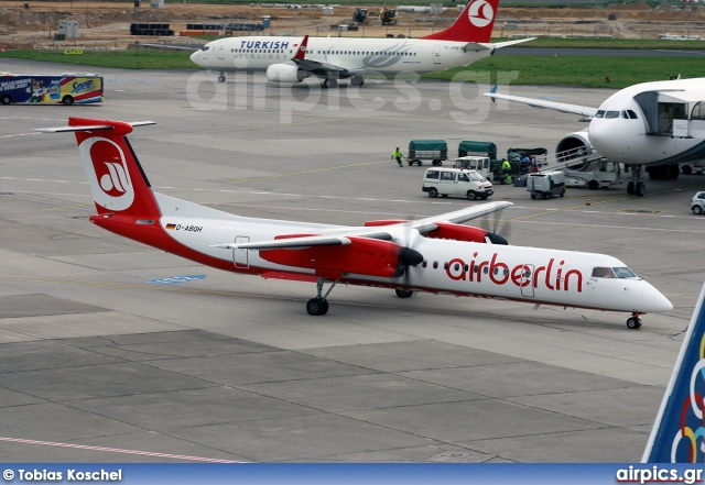 D-ABQH, De Havilland Canada DHC-8-400Q Dash 8, Air Berlin
