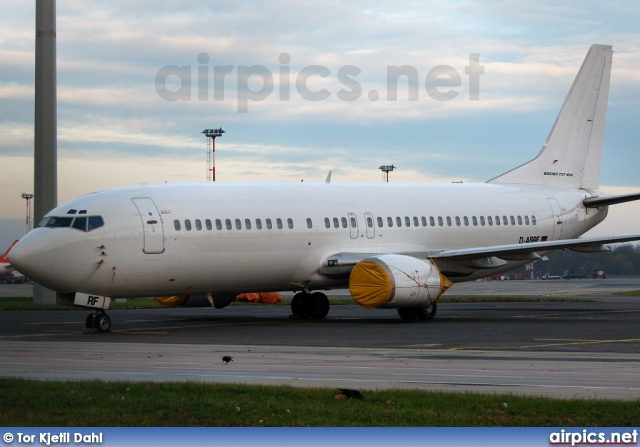 D-ABRF, Boeing 737-400, Untitled