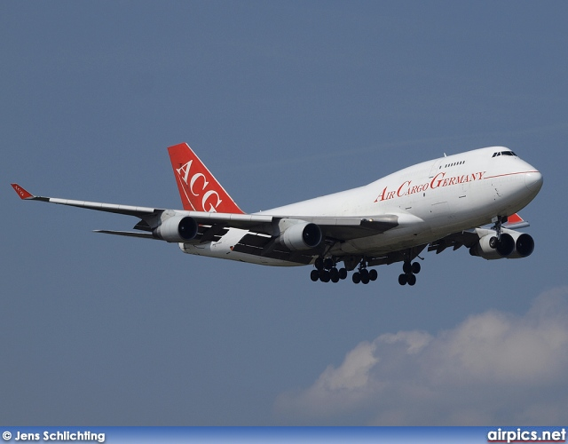 D-ACGA, Boeing 747-400SF, ACG Air Cargo Germany