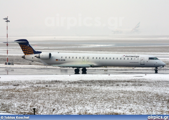 D-ACNI, Bombardier CRJ-900, Eurowings