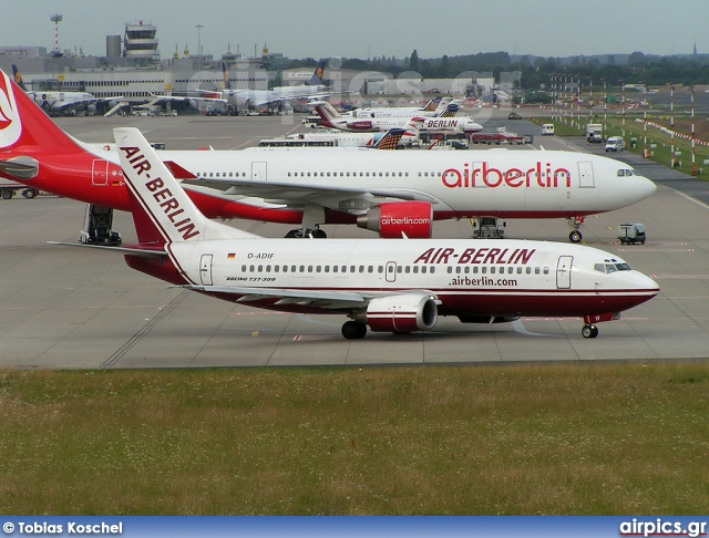 D-ADIF, Boeing 737-300, Air Berlin