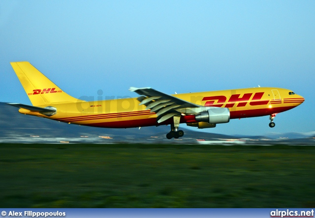 D-AEAL, Airbus A300B4-600RF, European Air Transport (DHL)