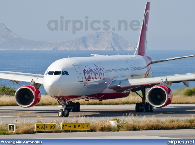 D-AERQ, Airbus A330-300, Air Berlin