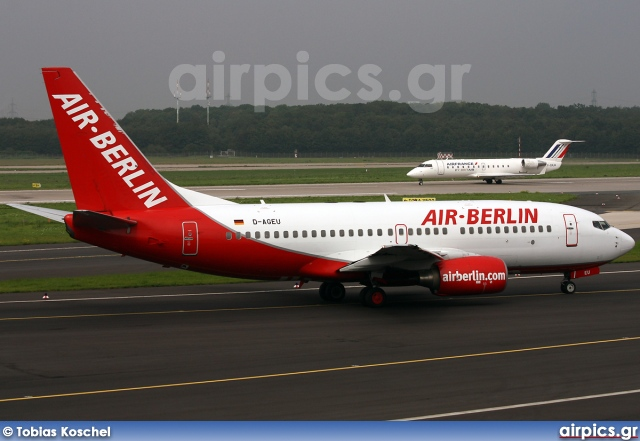 D-AGEU, Boeing 737-700, Air Berlin