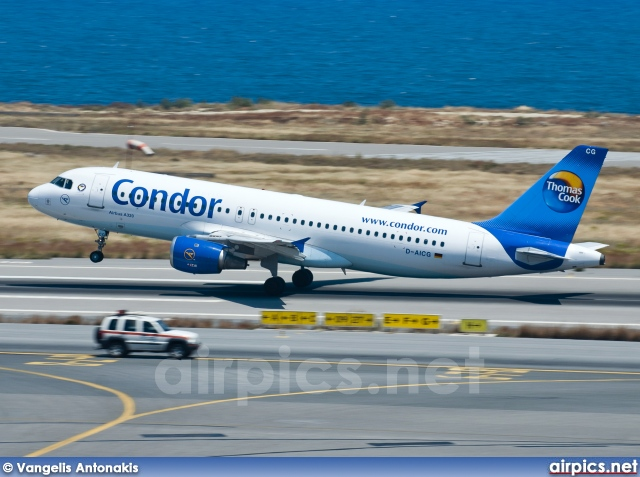 D-AICG, Airbus A320-200, Condor Airlines