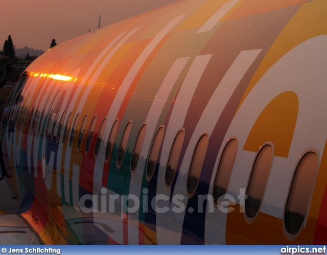 D-AKNF, Airbus A319-100, Germanwings