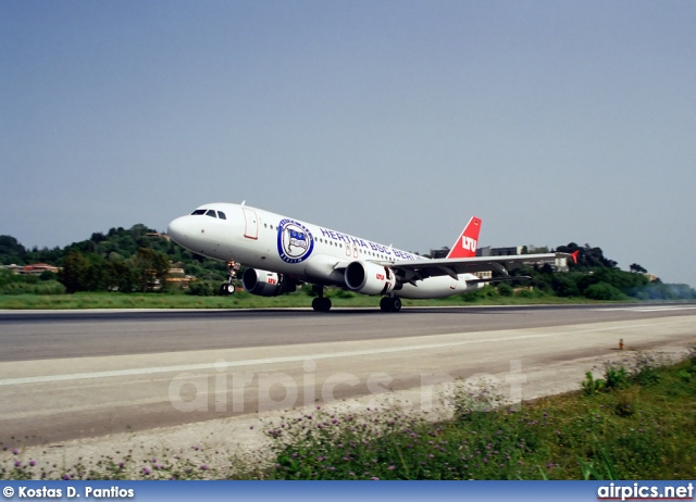 D-ALTD, Airbus A320-200, LTU International Airways