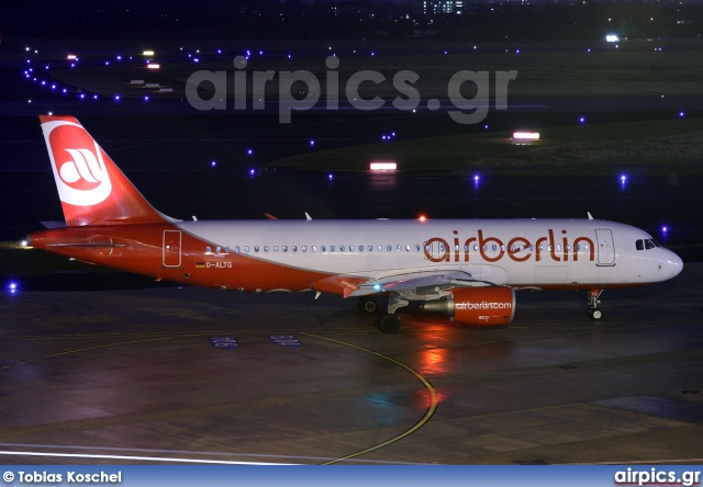 D-ALTG, Airbus A320-200, Air Berlin