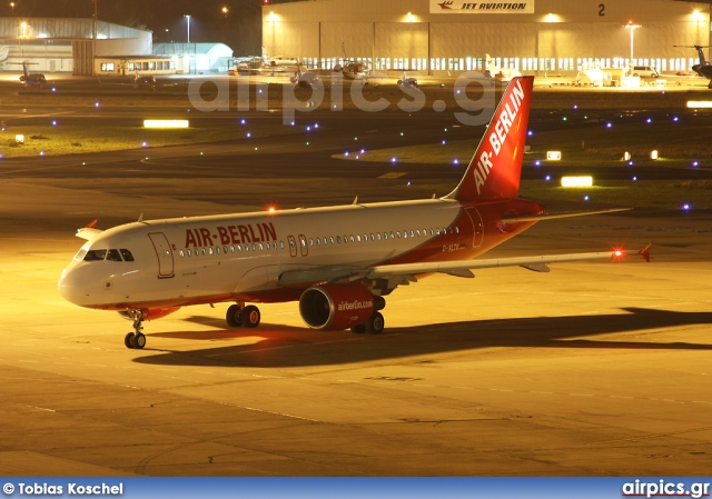 D-ALTK, Airbus A320-200, Air Berlin