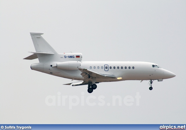 D-AMIG, Dassault Falcon-900DX, Private