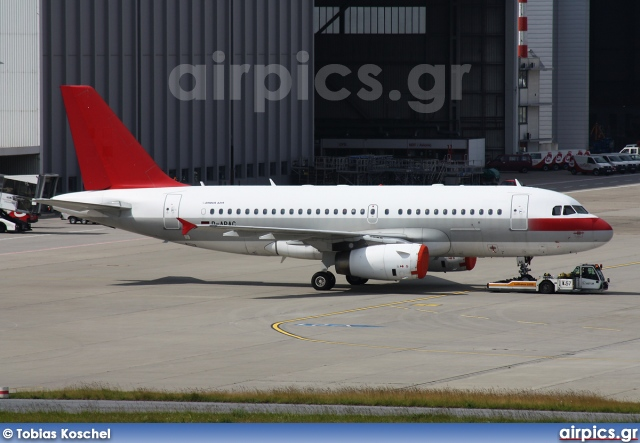D-APAC, Airbus A319-100CJ, Untitled