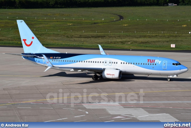 D-ATUP, Boeing 737-800, TUIfly