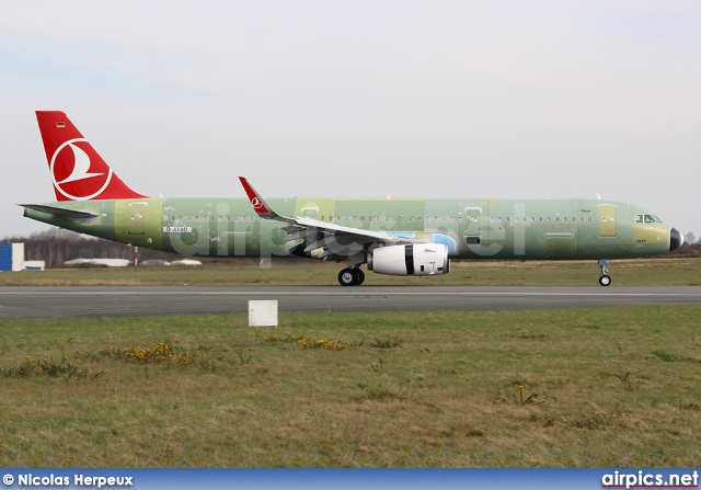 D-AYAO, Airbus A320-200, Turkish Airlines