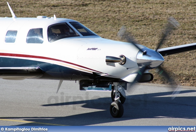 D-EECI, Piper PA-46-350P Malibu Mirage, Private