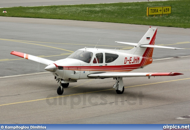 D-EJHM, Rockwell Aero Commander 114, Private