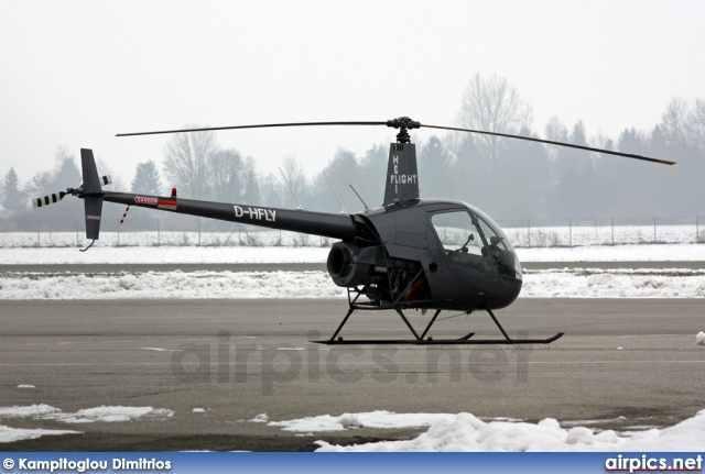 D-HFLY, Robinson R22 B Beta, Heli-Flight