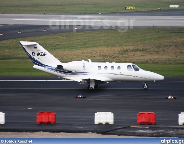 D-IKOP, Cessna 525 CitationJet CJ1, Private