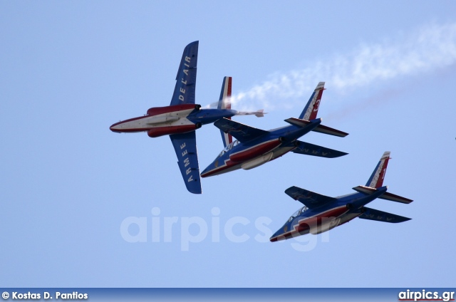 Dassault-Dornier Alpha Jet, French Air Force