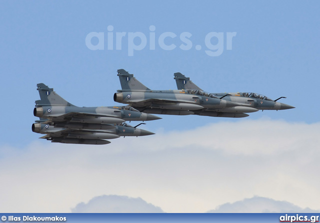 Dassault Mirage 2000-5, Hellenic Air Force