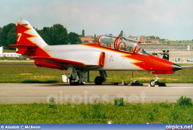 E.25-13, Casa C-101 Aviojet, Spanish Air Force