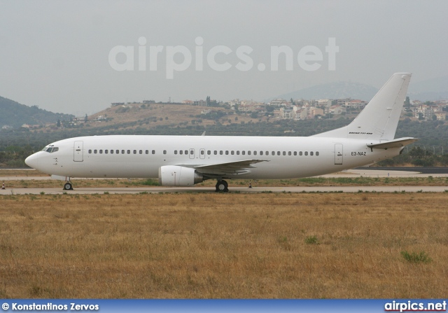 E3-NAZ, Boeing 737-400, Untitled