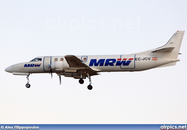 airpics net - ec-jcv  fairchild metro iii