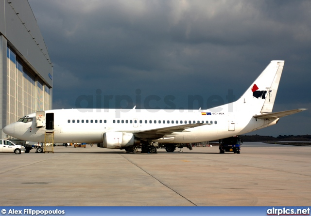 EC-JQX, Boeing 737-300, Untitled