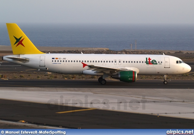 EC-JRC, Airbus A320-200, LTE International Airways
