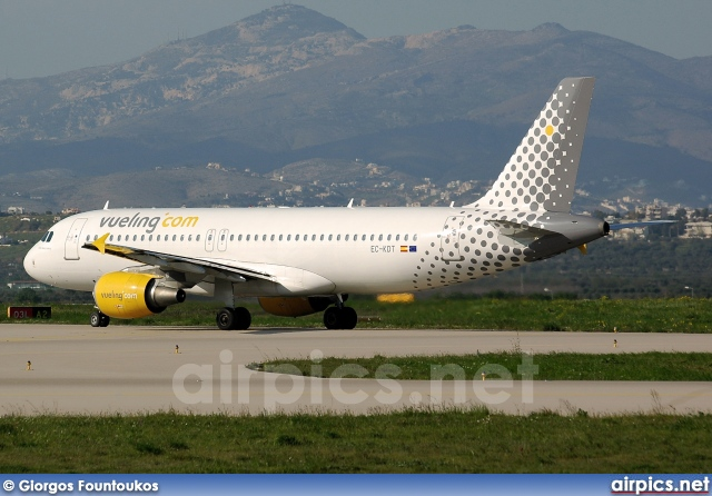 EC-KDT, Airbus A320-200, Vueling