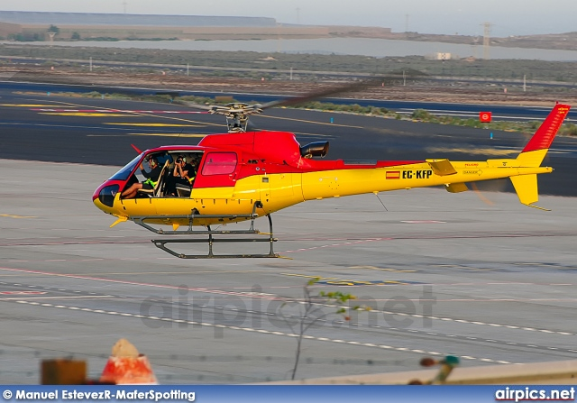 EC-KFP, Aerospatiale (Eurocopter) AS 350-B3 Ecureuil, Private