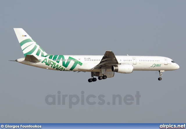 EC-LBC, Boeing 757-200, Mint Airways