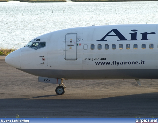 EI-COK, Boeing 737-400, Air One