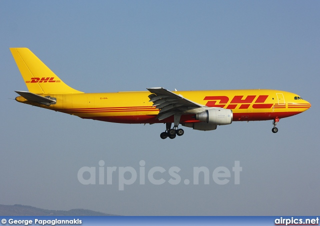 EI-DHL, Airbus A300B4-200F, Air Contractors