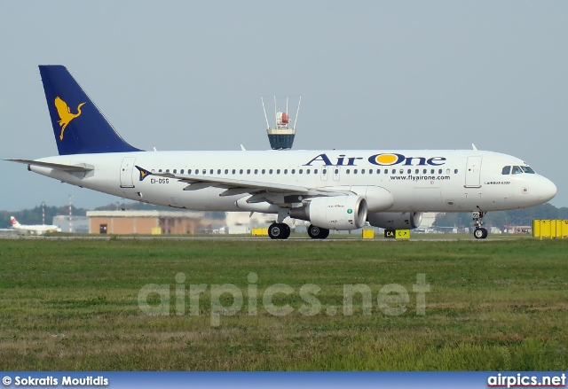 EI-DSS, Airbus A320-200, Air One